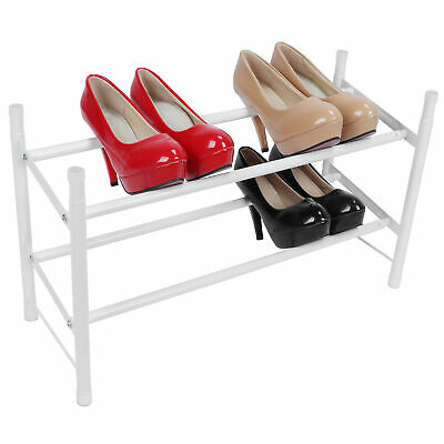 AU49.57 • Buy Shoes Rack With Non‑slip Foot Cover Shoes Shelf For Small Or Large Spaces