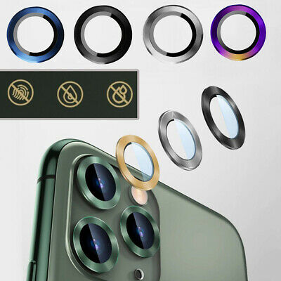 £2.62 • Buy For IPhone 12 Pro Max Mini Camera Lens Protector Ring Cover Protective Ring Case