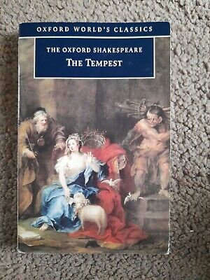 £0.99 • Buy The Tempest By William Shakespeare (Paperback, 1998)