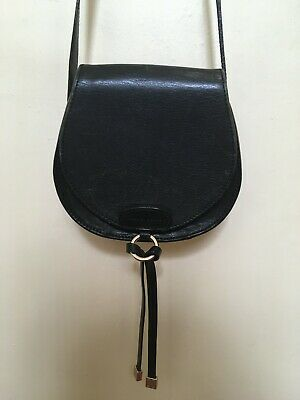 £49.99 • Buy Coccinelle Small Black Leather Cross Body Bag