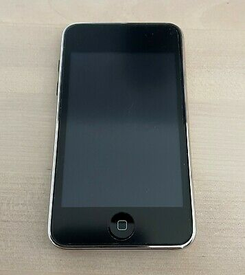 £5 • Buy Apple MB528LL/A IPod Touch 2nd Generation - Black/Silver