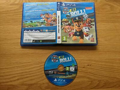 AU47.19 • Buy PS4 Kids Game Paw Patrol On A Roll (Playstation 4, 2018) Fast Free UK Postage