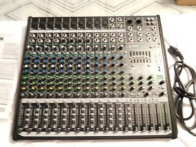 $350 • Buy Mackie PROFX16V2 16 Channel 4 Bus Mixer With Effects And USB
