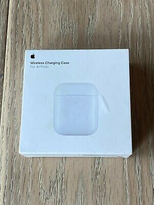 $ CDN40.44 • Buy Apple AirPods (MR8U2AM/A) Wireless Charging Case Replacement OEM - White NEW*