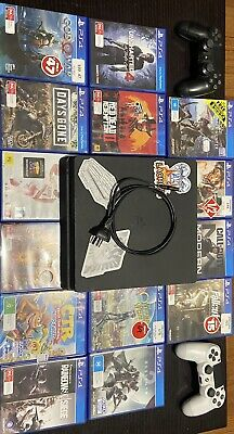 AU315 • Buy Ps4 Slim 1tb With 16 Games