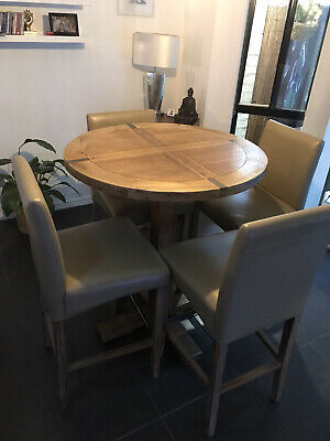 AU280 • Buy High Set 5 Piece Dining Table