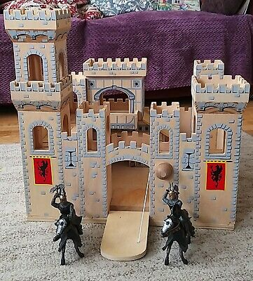 £15 • Buy Melissa And Doug Medieval Castle