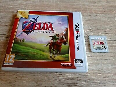 £4.99 • Buy The Legend Of Zelda: Ocarina Of Time 3D (3DS, 2011), Tested And Working