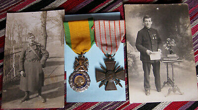 £8 • Buy World War One French Military Medals For Gallantry