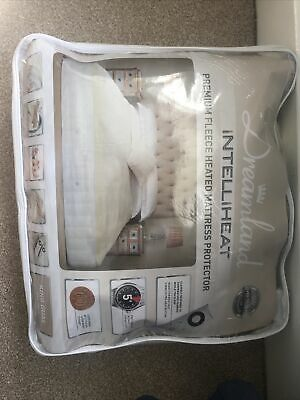 £24.99 • Buy Dreamland Electric Blanket King Dual Control And Mattress Protector