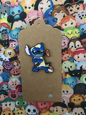 £7.99 • Buy Disney Up Russell Stitch Kevin Badge Pin