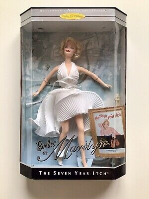 £127.93 • Buy Barbie MATTEL- MARILYN The Seven Year Itch  -  1997