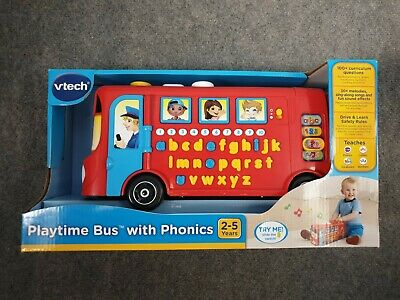 £18 • Buy VTech Playtime Interactive Bus With Phonics