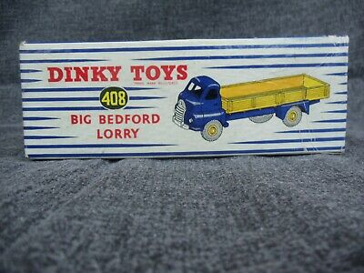 £16.53 • Buy Dinky 408 Big Bedford Lorry ( Box Only)