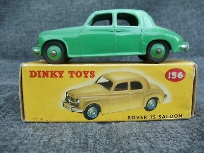 £22 • Buy Dinky 156 Rover 75 Saloon Boxed