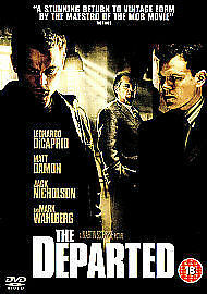 £2.60 • Buy The Departed   (dvd, 2007)