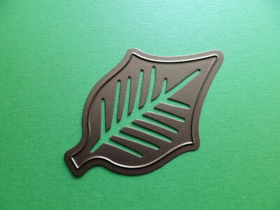 £2.50 • Buy  SPELLBINDERS  POINSETTIA (OR OTHER)LEAF DIE  ABOUT  2 3/8  ( 6 Cm )  LONG. NEW.