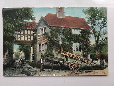 £3.39 • Buy East Grinstead Postcard - The Dove Cote - Friths - Posted 1908