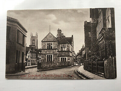 £3.19 • Buy East Grinstead Postcard - Constitutional Club - Friths - Posted