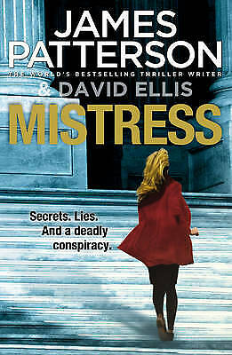 AU10 • Buy James Patterson - Mistress- Thriller- Pb -2013, First Edition