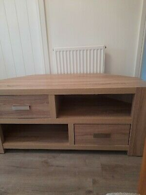 £100 • Buy Next Corner Tv Unit Perfect Condition .as Good As New..no Scratches Or Marks.