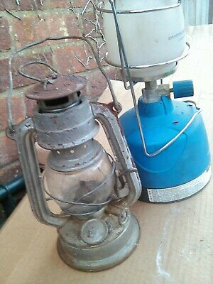 £14 • Buy Two Camping Lamps Paraffin, Gas