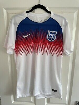 £55 • Buy England Warm Up Top Shirt Training Mens Large L World Cup 2018 Euros BNWOT