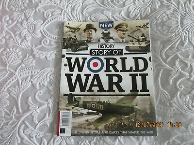 £4.25 • Buy All About History Series    Story Of World War 2