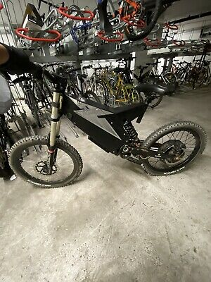 £4500 • Buy Stealth Bomber B52 First Edition Mountain Electric Bike