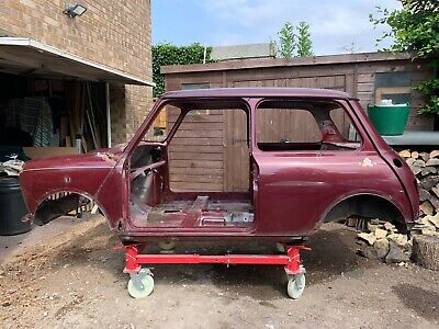 £840 • Buy Classic Red Mini 30 Limited Edition Restoration Project