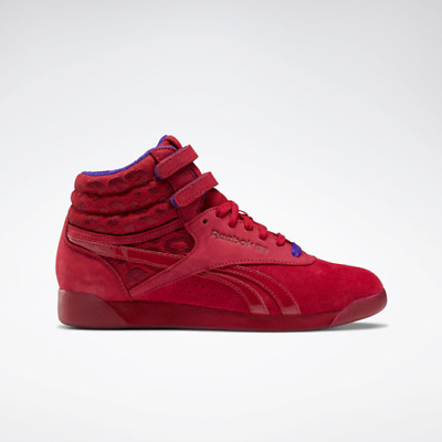 £40 • Buy Reebok Classic Womens Freestyle Hi Trainers  FV1014 As17 RRP £75.00