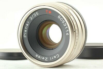 $ CDN472.86 • Buy 【 EXC+++++ 】 Contax Carl Zeiss Planar T* 35mm F/2 Lens For G1 G2 From JAPAN