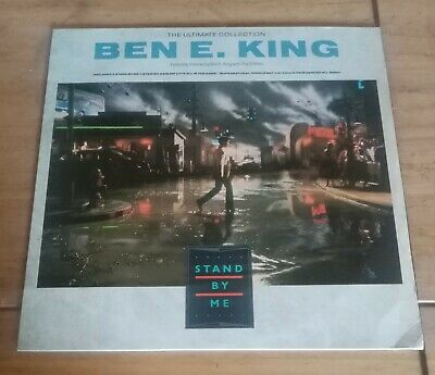 £9.49 • Buy Stand By Me - The Ultimate Collection Ben E. King UK Vinyl LP Album Record WX90