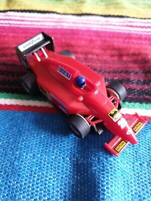£5.99 • Buy Hornby Scalextric Micro Fiat F1 Slot Car 1:64