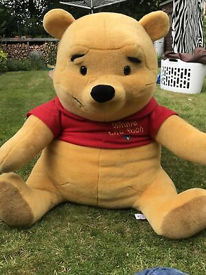 £10 • Buy Winnie The Pooh Cuddly Toy Extra- Large