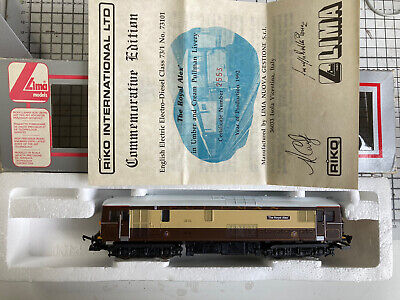 """£42.95 • Buy Lima Class 73 73101 PULLMAN """"The Royal Alex  Limited Edition Suit Hornby"""