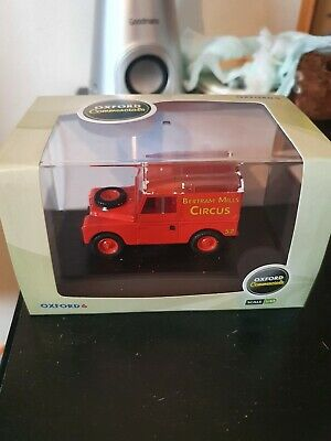 £5 • Buy Oxford Diecast 1/43 Bertram Mills Circus Factory Reject All The Paint Flaked Off
