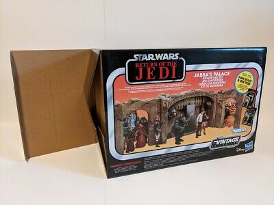 $ CDN50.35 • Buy Star Wars Vintage Collection Jabba's Palace Complete With Box (No Figures)