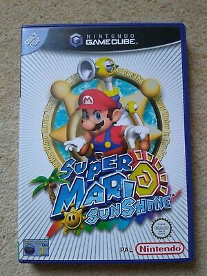 £4.90 • Buy Super Mario Sunshine (GameCube, 2002) Case And Manual ONLY (NO GAME)