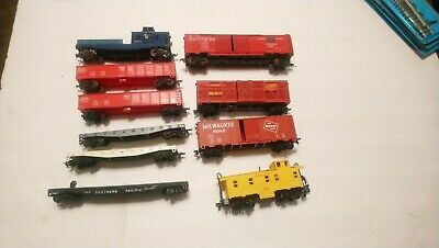 $ CDN12.58 • Buy Lionel HO Train Lot Of 10 Rolling Stock Freight Cars