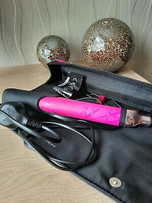 £45 • Buy Pink Ghd Hair Straighteners With Bag.