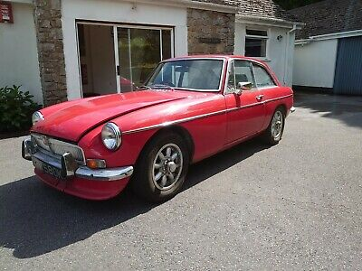 £1500 • Buy MGB GT 1971 Running Project, Tuned Engine, MOT & Tax Exempt, Needs Work.