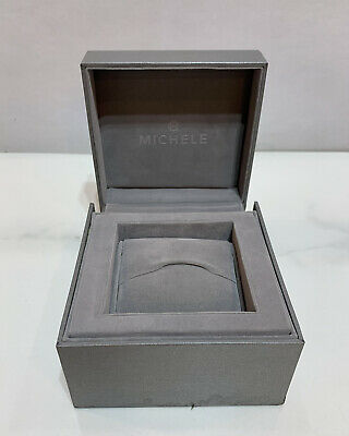 $ CDN23.91 • Buy Michele Watch Box For Display Authentic