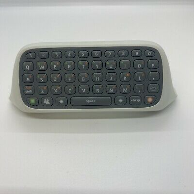 AU29 • Buy Genuine Microsoft XBOX 360 Chatpad Official Controller Attachment - Free Postage