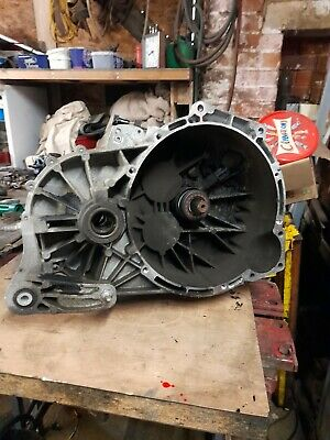 £50 • Buy FORD GALAXY 6 SPEED GEARBOX 1.8 Tdci