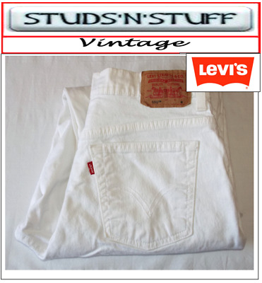 £13.50 • Buy Vintage Levis 550's Relaxed Tapered Jeans W32  L30  Aprox Size Uk  12 (t202)