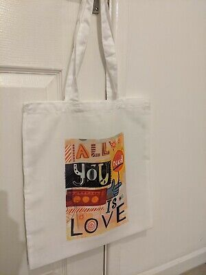£4.39 • Buy The Beatles All You Need Is Love Bag