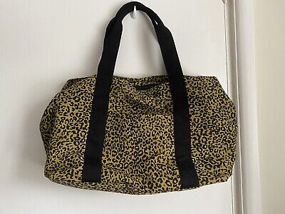 £8 • Buy New Look Yellow Leopard Print Hold-all Bag