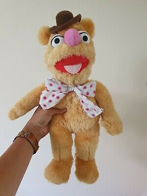 £15 • Buy Official Disney The Muppets 8  Soft Toy Plush Fozzy Bear