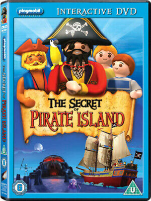 £2.91 • Buy Playmobil - The Secret Of Pirate Island [DVD] - DVD  DGVG The Cheap Fast Free